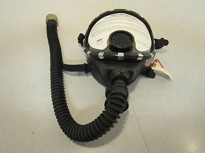 Scott-O-Ramic Respirator Mask Assembly 803988-01
