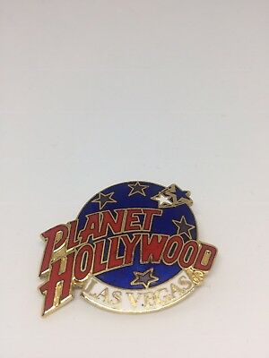 PLANET HOLLYWOOD Collectible Pins-NEW YORK MAUI INDIAAPOL LAS VEGAS HONOLULU