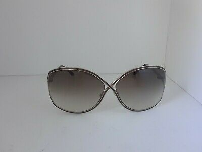 3ffbc4480835f Tom Ford sunglasses Italy Rickie TF179 48F Brown   Gold Gradient Lenses Used