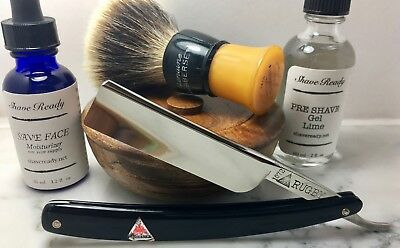 Rugby Japanese  Shave Ready Straight Razor