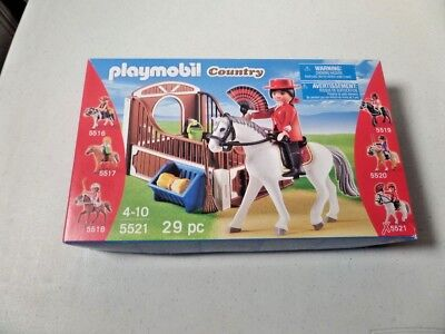 Playmobil Horse Riding Stall Tournament Pony Farm Stallion Mare Knight Indian