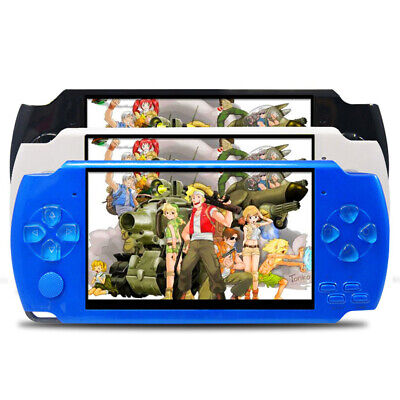 "32Bit Built-In 4.3"" Portable 1000 More Games Video Handheld 8GB Game Console"