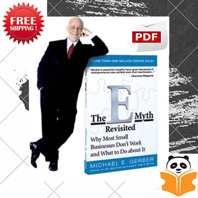 (PDF) The e-Myth Revisited by «Michael E.Gerber» ⚡ E-B00K||E-MAILED⚡