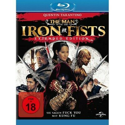 Blu-ray Neuf - The Man With the Iron Fists