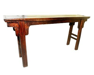 Antique Chinese Ming Painting Table (2913), Circa 1800-1849