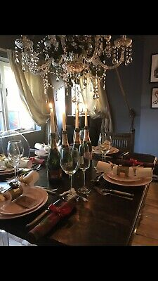 Antique Shabby Chic Vintage Dining Table