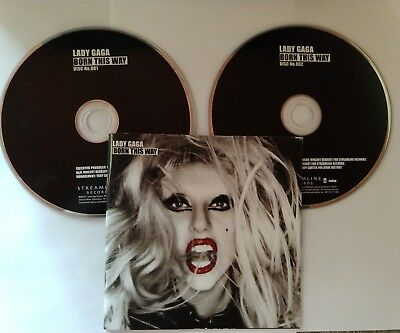 Born This Way [22 Track Special Edition] by Lady Gaga (CD, May-2011, 2 Discs, K…