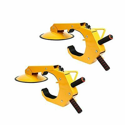 2xCar Wheel Lock Clamp Boot Tire Claw Trailer Auto Motors RV Security Anti-Theft