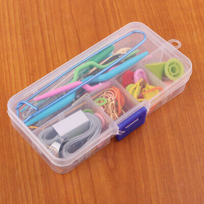 1 Set Knitting Needles Sewing Tools Sewing Kit Supplies with Case Knit Kit