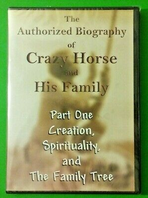 The Authorized Biography of Crazy Horse and His Family Part One (DVD - 2005)