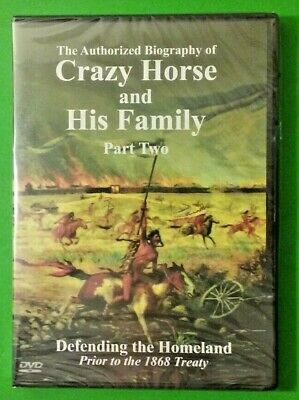 The Authorized Biography of Crazy Horse and His Family Part Two (DVD - 2007)