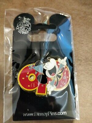 .Disney trade pin Mickey Mouse 90th Birthday Pins mickey mouse