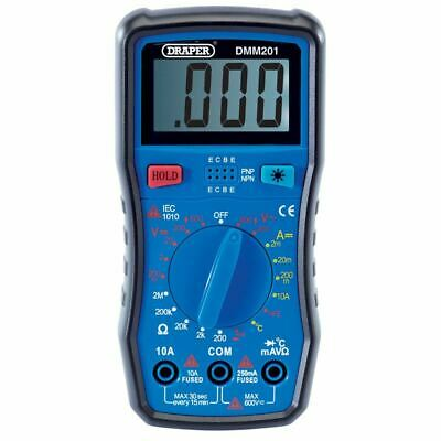 Draper Digital Multimeter 41818