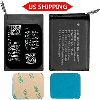 Replacement Battery For Apple Watch Series 1 iWatch 38mm 42mm  w Adhesive Tape