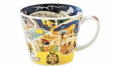Authentic  Moomin Valley Park Limited Moomin valley soup mug cup Japan