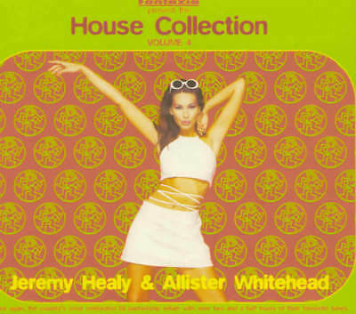 Fantazia Presents: The House Collection Vol.4 Healy & Whitehead (CD 1995) MINT!!