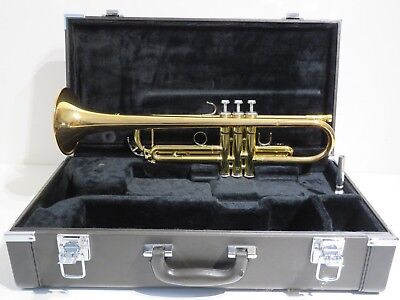 Yamaha YTR-4335G Bb Trumpet Outfit - Made in Japan