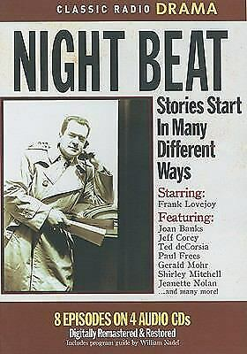 Night Beat: Stories Start In Many Different Ways (Old Time Radio)