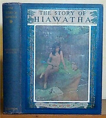 The Story of Hiawatha, Adapted from Longfellow by Clayton Edwards