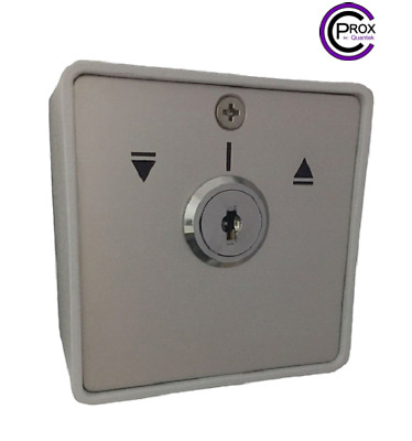 Ks-1  Key Switch For Roller Shutters & Garages