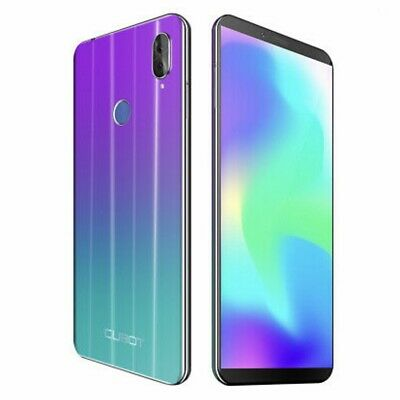 """5.93"""" CUBOT X19 4G Smartphone 4GB 64GB Android 8.1 Dual SIM Octa Core Touch ID"""