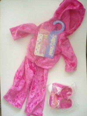 Sweatsuit Outfit Doll Clothes Fits American Girl Doll