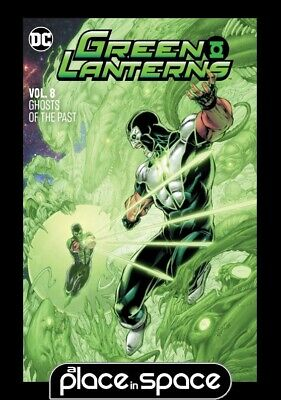 Green Lanterns Vol 08 Ghosts Of The Past - Softcover