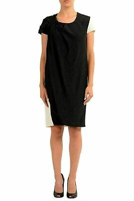 caaea69b56 Viktor & Rolf Silk Multi-Color Sleeveless Women's Sheath Dress US ...
