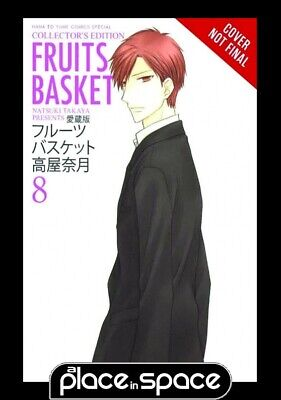 Fruits Basket Collectors Ed Vol 08 - Softcover