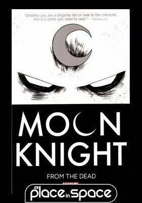 Moon Knight Vol 01 From Dead - Softcover