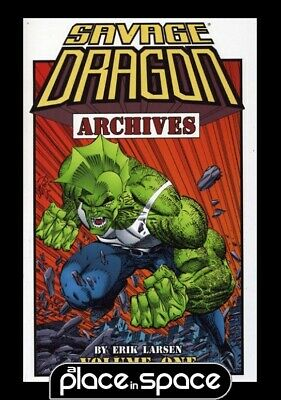 Savage Dragon Archives Vol 01 - Softcover