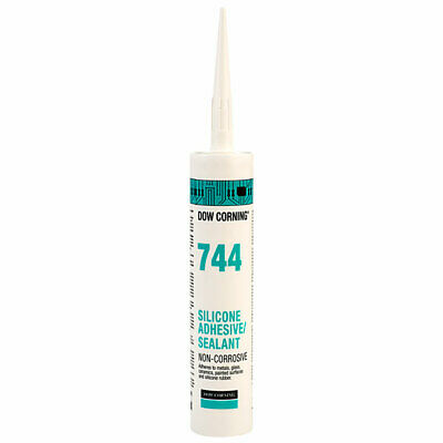 Dow Corning® 744 Silicone Adhesive White 310ml