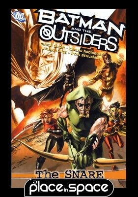 Batman And The Outsiders Vol 02 The Snare  - Softcover