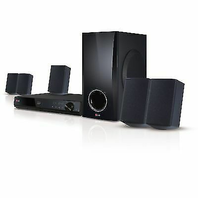 NEW LG BH5140S 3D-Capable 500-Watt 5.1-Channel Home Theater System w/ Blu-ray
