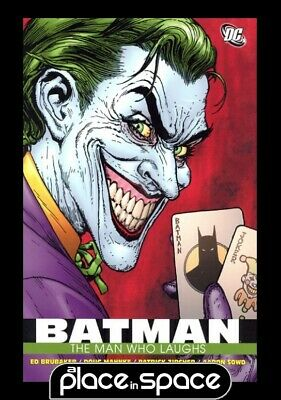 Batman The Man Who Laughs  - Softcover