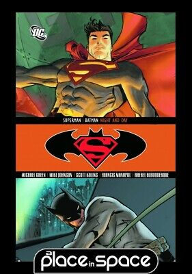 Superman Batman Night And Day  - Softcover