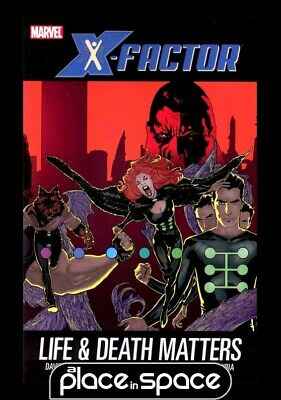 X-Factor Vol 02 Life And Death Matters  - Softcover