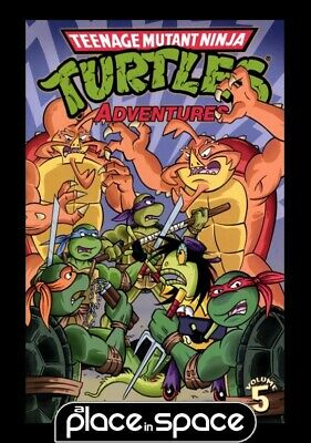 Tmnt Adventures Vol 05 - Softcover