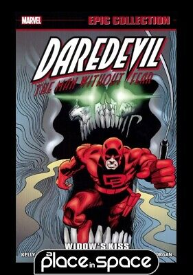 Daredevil Epic Collection Widows Kiss - Softcover