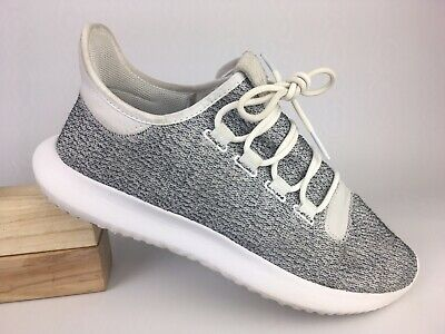 outlet store 8fb66 ce415 ADIDAS MEN'S SNEAKERS Tubular Shadow by3569 Gray White ...