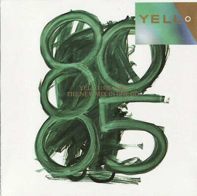 Yello ‎– 1980 - 1985 The New Mix In One Go ! CD Compilation 1986 ! Germany !