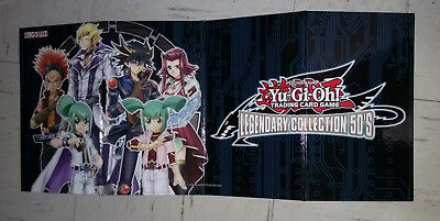 Yugioh Legendary Collection 5D's Rigid Game Board