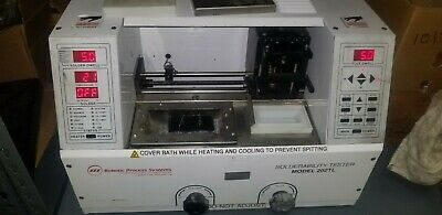 RPS 202TL,  Solderability Tester Machines