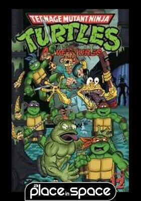 Tmnt Adventures Vol 12 - Softcover