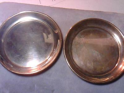 TWO S. KIRK & SON Sterling  Dishes