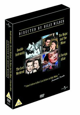 Directed By Billy Wilder [DVD] - DVD  WMVG The Cheap Fast Free Post