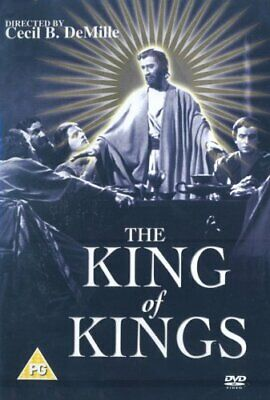 The King of Kings [1927] [DVD] - DVD  NWVG The Cheap Fast Free Post
