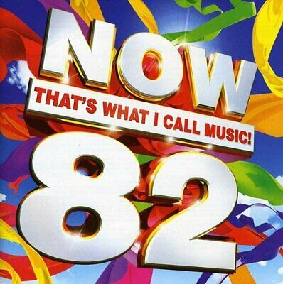 Various Artists - Now That's What I Call Music! 82 - Various Artists CD EUVG The