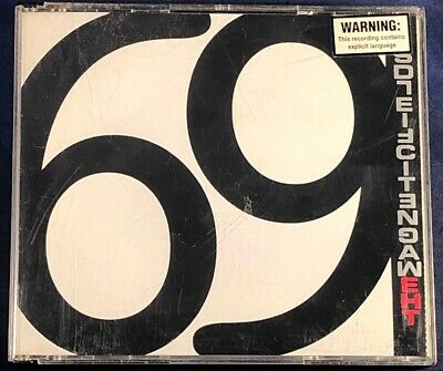 The Magnetic Fields - 69 Love Songs 3CD Fat Box Album in VG Condition