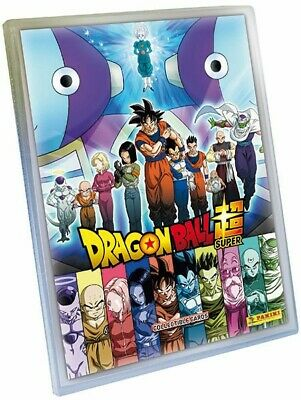 Dragon Ball Super - Coleccion Completa 180 Cards + Álbum - Panini